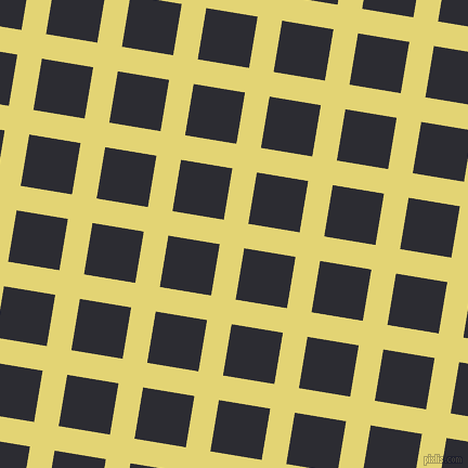 81/171 degree angle diagonal checkered chequered lines, 23 pixel lines width, 48 pixel square sizeWild Rice and Bastille plaid checkered seamless tileable