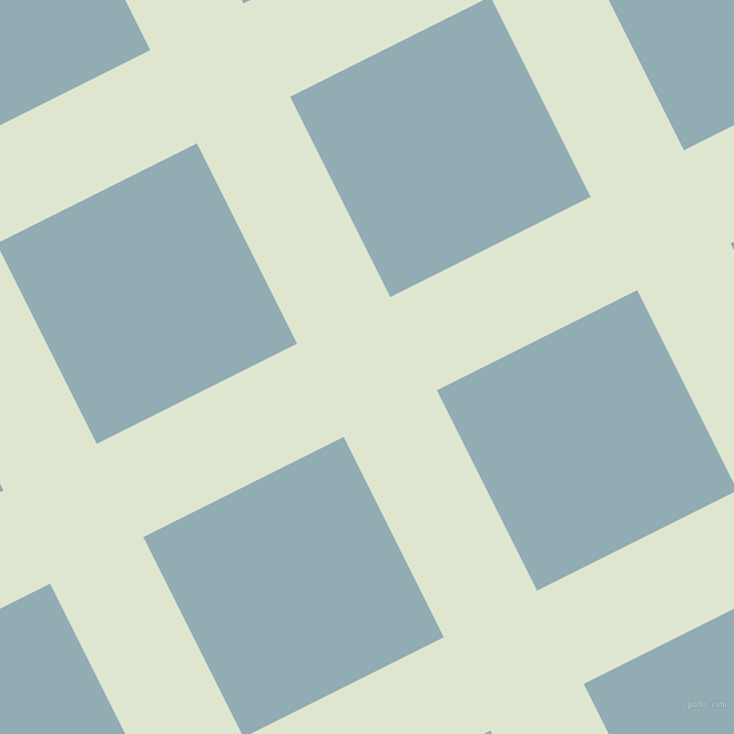 27/117 degree angle diagonal checkered chequered lines, 94 pixel line width, 202 pixel square size, Willow Brook and Botticelli plaid checkered seamless tileable