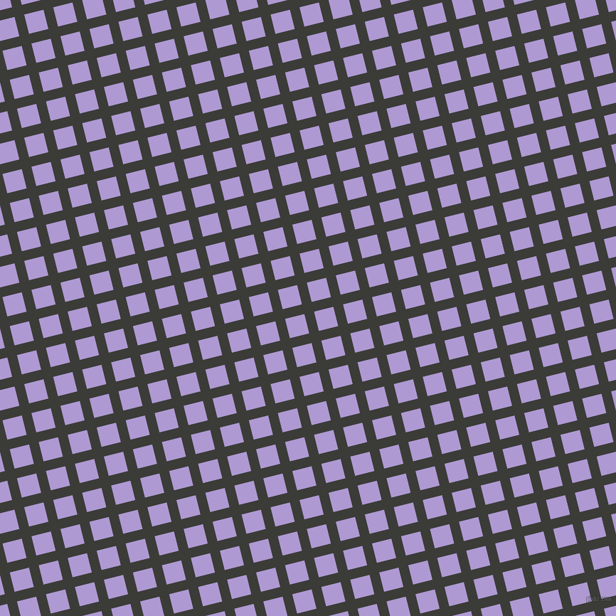 14/104 degree angle diagonal checkered chequered lines, 14 pixel lines width, 28 pixel square size, Zeus and Biloba Flower plaid checkered seamless tileable