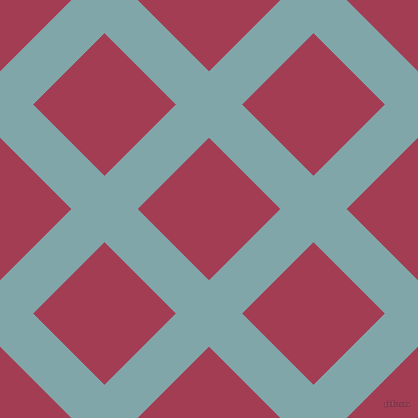 45/135 degree angle diagonal checkered chequered lines, 67 pixel lines width, 144 pixel square size, Ziggurat and Night Shadz plaid checkered seamless tileable