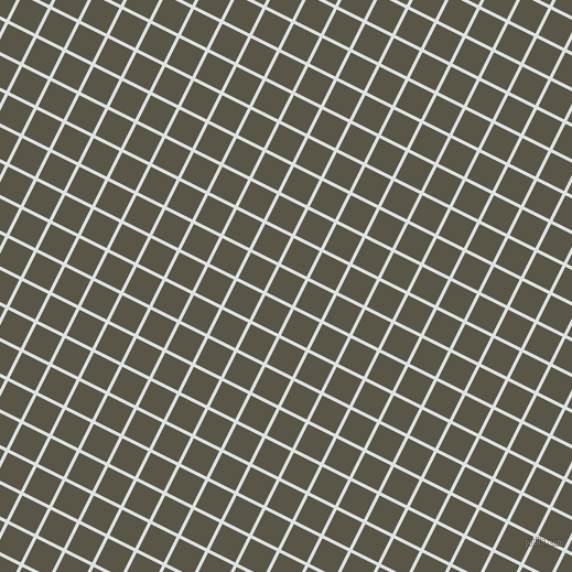 63/153 degree angle diagonal checkered chequered lines, 3 pixel line width, 26 pixel square size, Zircon and Millbrook plaid checkered seamless tileable