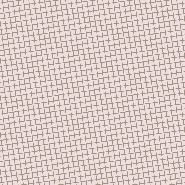 8/98 degree angle diagonal checkered chequered lines, 3 pixel lines width, 17 pixel square size, Zorba and Soft Peach plaid checkered seamless tileable
