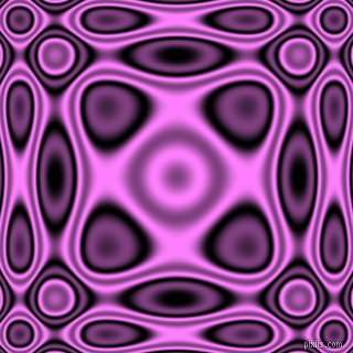 , Black and Fuchsia Pink plasma wave seamless tileable