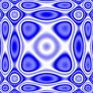 , Blue and White plasma wave seamless tileable