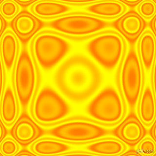 Dark Orange and Yellow plasma wave seamless tileable