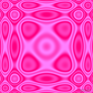 , Deep Pink and Fuchsia Pink plasma wave seamless tileable
