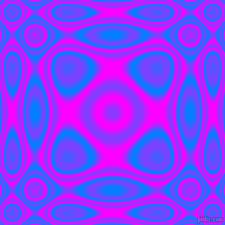 , Dodger Blue and Magenta plasma wave seamless tileable