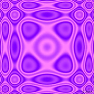 , Electric Indigo and Fuchsia Pink plasma wave seamless tileable