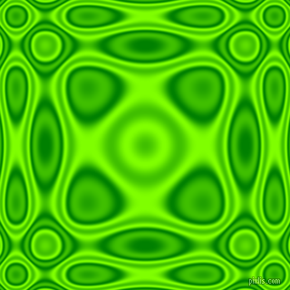 Green and Chartreuse plasma wave seamless tileable