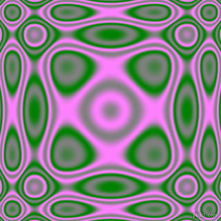 , Green and Fuchsia Pink plasma wave seamless tileable