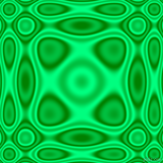 , Green and Spring Green plasma wave seamless tileable