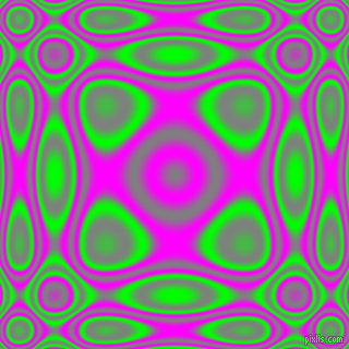 , Lime and Magenta plasma wave seamless tileable