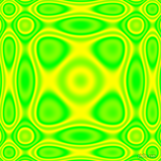 , Lime and Yellow plasma wave seamless tileable