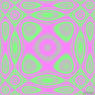 , Mint Green and Fuchsia Pink plasma wave seamless tileable