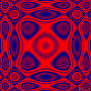 , Navy and Red plasma wave seamless tileable