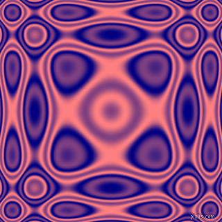 , Navy and Salmon plasma wave seamless tileable