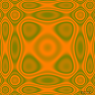 , Olive and Dark Orange plasma wave seamless tileable
