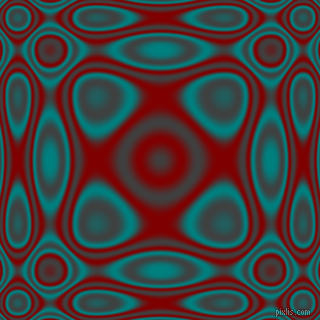 Teal and Maroon plasma wave seamless tileable