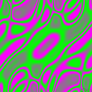 , Lime and Magenta plasma waves seamless tileable