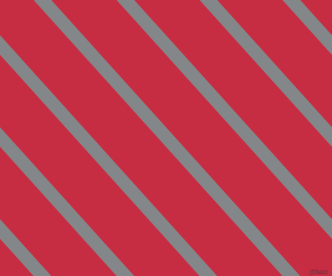 132 degree angle lines stripes, 26 pixel line width, 96 pixel line spacing, Aluminium and Brick Red stripes and lines seamless tileable