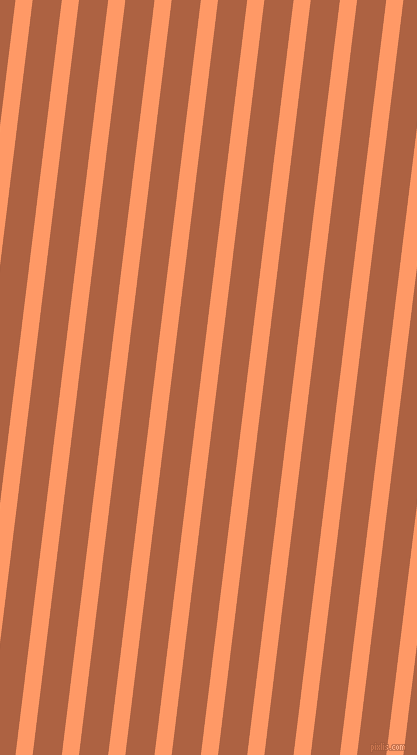 83 degree angle lines stripes, 17 pixel line width, 29 pixel line spacing, Atomic Tangerine and Tuscany stripes and lines seamless tileable