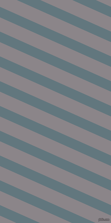 156 degree angle lines stripes, 31 pixel line width, 42 pixel line spacing, Blue Bayoux and Taupe Grey stripes and lines seamless tileable