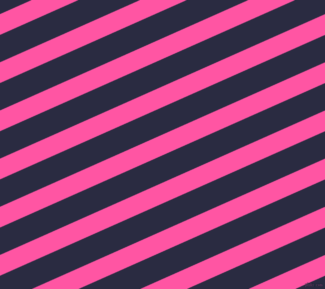 24 degree angle lines stripes, 38 pixel line width, 50 pixel line spacing, Brilliant Rose and Valhalla stripes and lines seamless tileable