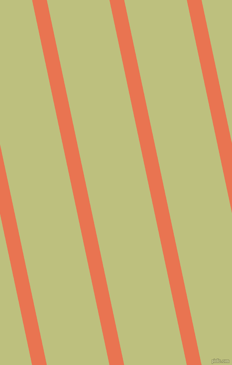102 degree angle lines stripes, 29 pixel line width, 123 pixel line spacing, Burnt Sienna and Pine Glade stripes and lines seamless tileable