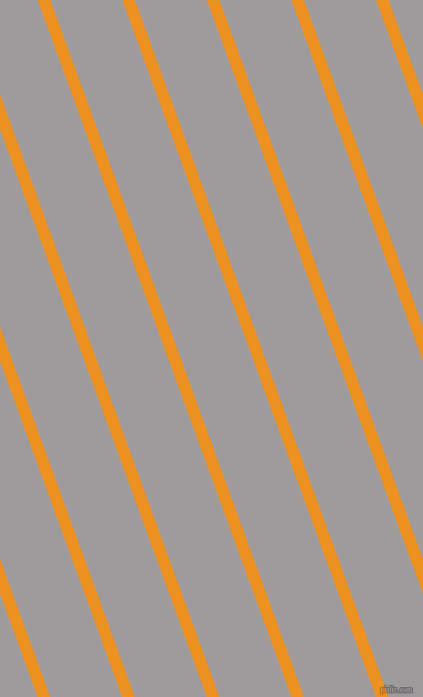 110 degree angle lines stripes, 13 pixel line width, 74 pixel line spacing, Carrot Orange and Shady Lady stripes and lines seamless tileable