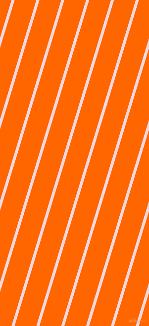 73 degree angle lines stripes, 6 pixel line width, 42 pixel line spacing, Cherub and Safety Orange stripes and lines seamless tileable