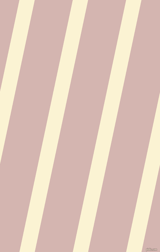 78 degree angle lines stripes, 48 pixel line width, 119 pixel line spacing, China Ivory and Oyster Pink stripes and lines seamless tileable