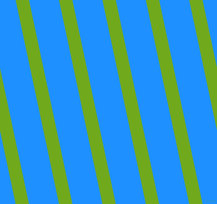 102 degree angle lines stripes, 44 pixel line width, 99 pixel line spacing, Christi and Dodger Blue stripes and lines seamless tileable