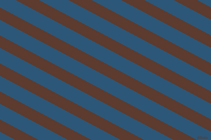 152 degree angle lines stripes, 38 pixel line width, 48 pixel line spacing, Cioccolato and Venice Blue stripes and lines seamless tileable