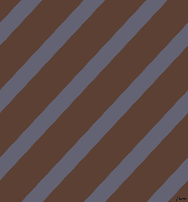 47 degree angle lines stripes, 52 pixel line width, 101 pixel line spacing, Comet and Very Dark Brown stripes and lines seamless tileable