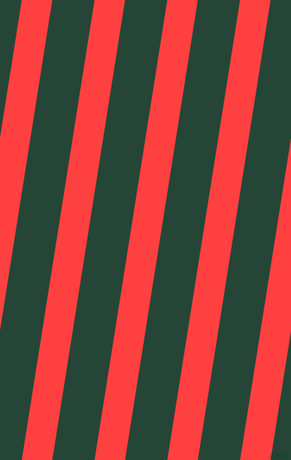 81 degree angle lines stripes, 60 pixel line width, 83 pixel line spacingCoral Red and Bottle Green stripes and lines seamless tileable