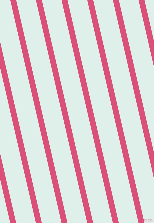 103 degree angle lines stripes, 19 pixel line width, 63 pixel line spacing, Cranberry and Clear Day stripes and lines seamless tileable