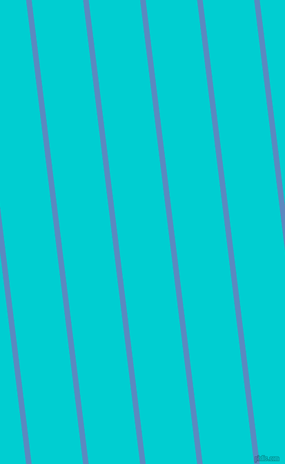 97 degree angle lines stripes, 8 pixel line width, 74 pixel line spacingDanube and Dark Turquoise stripes and lines seamless tileable