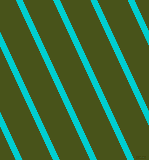 115 degree angle lines stripes, 21 pixel line width, 93 pixel line spacing, Dark Turquoise and Verdun Green stripes and lines seamless tileable