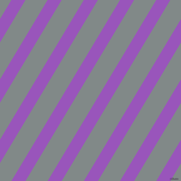 59 degree angle lines stripes, 51 pixel line width, 80 pixel line spacing, Deep Lilac and Oslo Grey stripes and lines seamless tileable