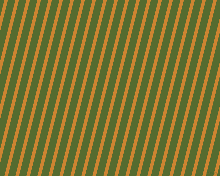76 degree angle lines stripes, 11 pixel line width, 23 pixel line spacing, Dixie and Dark Olive Green stripes and lines seamless tileable