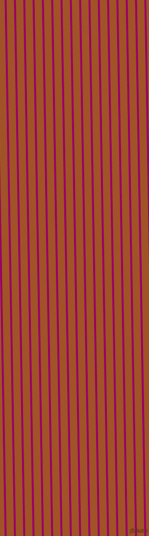 91 degree angle lines stripes, 4 pixel line width, 15 pixel line spacing, Eggplant and Rich Gold stripes and lines seamless tileable