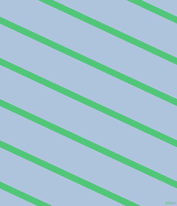 155 degree angle lines stripes, 21 pixel line width, 103 pixel line spacing, Emerald and Light Steel Blue stripes and lines seamless tileable