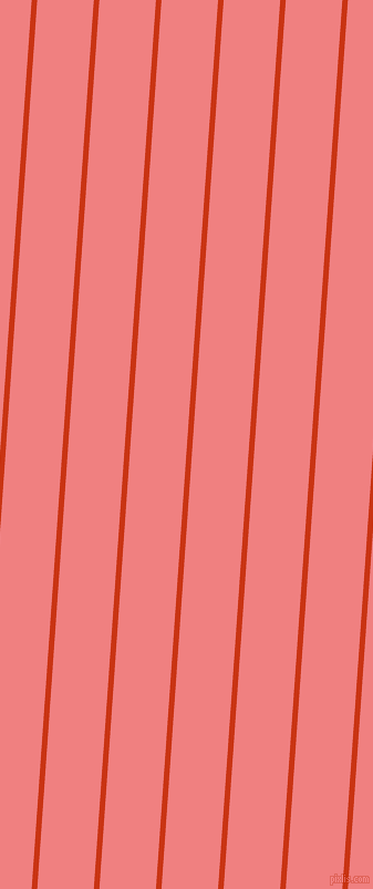 86 degree angle lines stripes, 5 pixel line width, 51 pixel line spacing, Harley Davidson Orange and Light Coral stripes and lines seamless tileable