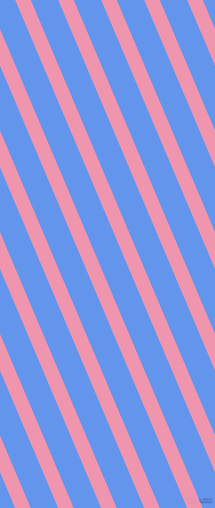 113 degree angle lines stripes, 21 pixel line width, 37 pixel line spacing, Illusion and Cornflower Blue stripes and lines seamless tileable