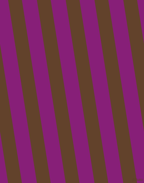 99 degree angle lines stripes, 46 pixel line width, 50 pixel line spacing, Irish Coffee and Dark Purple stripes and lines seamless tileable