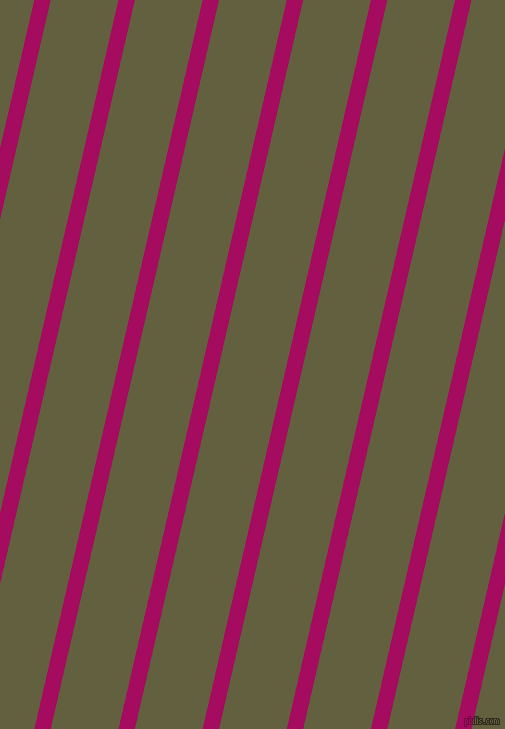 77 degree angle lines stripes, 16 pixel line width, 66 pixel line spacing, Jazzberry Jam and Verdigris stripes and lines seamless tileable