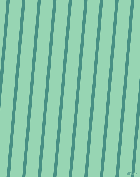 85 degree angle lines stripes, 11 pixel line width, 42 pixel line spacing, Lochinvar and Vista Blue stripes and lines seamless tileable