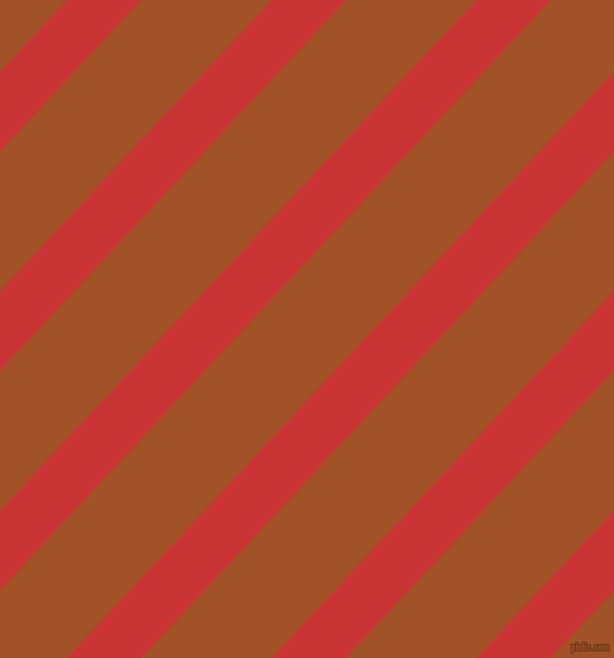 47 degree angle lines stripes, 50 pixel line width, 88 pixel line spacing, Mahogany and Rich Gold stripes and lines seamless tileable