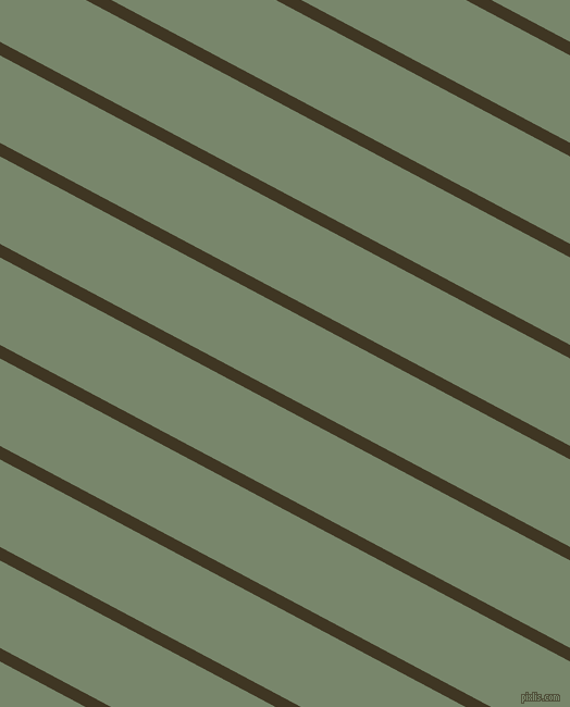 152 degree angle lines stripes, 11 pixel line width, 71 pixel line spacing, Mikado and Camouflage Green stripes and lines seamless tileable