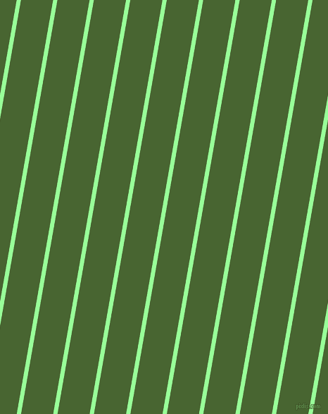 80 degree angle lines stripes, 6 pixel line width, 45 pixel line spacing, Mint Green and Dell stripes and lines seamless tileable